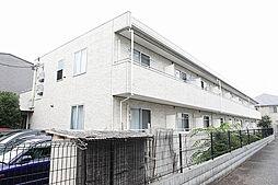 東京都西東京市保谷町6丁目の賃貸アパートの外観