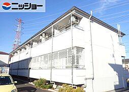 安田学研会館中棟(オートロック)[1階]の外観