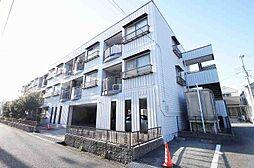 兵庫県宝塚市口谷西3丁目の賃貸アパートの外観
