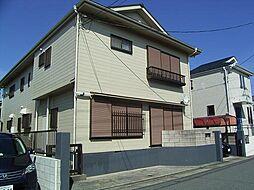 千葉県浦安市高洲3丁目の賃貸アパートの外観