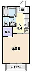 松阪駅 3.4万円