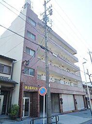 愛知県名古屋市昭和区広路町字北石坂の賃貸マンションの外観