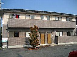カーサ吉井A・B[C201号室]の外観