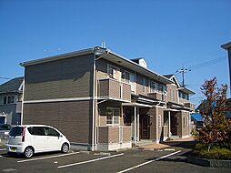 カーサKei2[1階]の外観