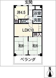 ファクタービル[7階]の間取り
