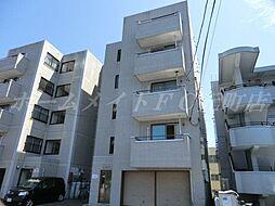 北海道札幌市東区北二十四条東18丁目の賃貸マンションの外観