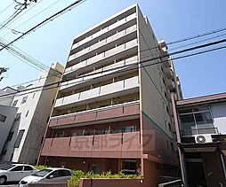 京都府京都市下京区小島町の賃貸マンションの外観