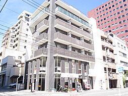 広島県広島市中区大手町の賃貸マンションの外観