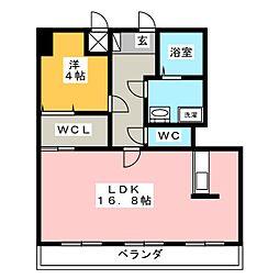 蟹江駅 5.5万円