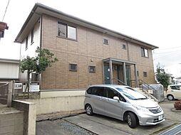 [テラスハウス] 三重県四日市市三滝台3丁目 の賃貸【/】の外観