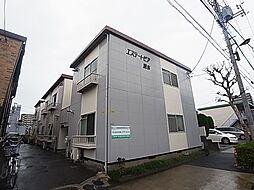 東京都足立区西新井7丁目の賃貸アパートの外観