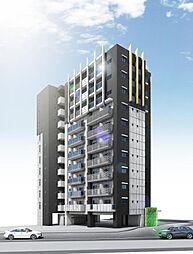 Studie TOBIHATA[6階]の外観