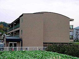 京都府京都市伏見区小栗栖岩ケ渕町の賃貸マンションの外観