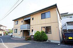 カサベルデ秋桜 A棟[1階]の外観