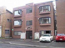 ノースウイングB[1階]の外観