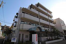兵庫県神戸市灘区浜田町4の賃貸マンションの外観