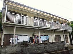 久松アパート[202号室]の外観