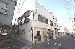 東京都江東区北砂3丁目の賃貸アパートの外観