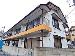 ヤマブンコーポ[1階]の外観