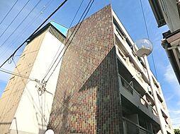 岸町八番館[5階]の外観