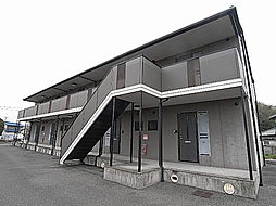 兵庫県姫路市下手野4丁目の賃貸アパートの外観