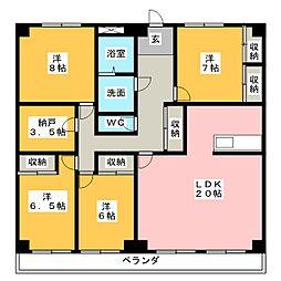 近鉄蟹江駅 10.4万円