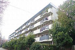 リバーサイドともぶち第一住宅第16号棟[5階]の外観