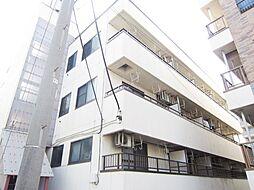 埼玉県川口市領家4丁目の賃貸マンションの外観