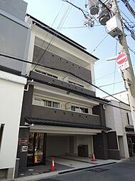 京都府京都市伏見区平野町の賃貸マンションの外観