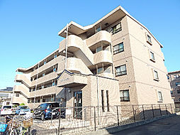 三重県鈴鹿市中旭が丘2の賃貸マンションの外観