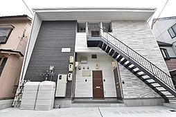 LE COCON 白水町[1階]の外観