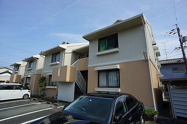 セジュールささがせ 2階の賃貸【静岡県 / 浜松市東区】