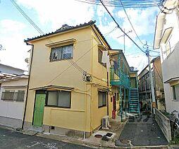 京阪本線 神宮丸太町駅 徒歩15分の賃貸アパート