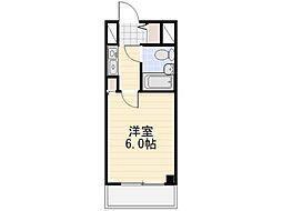 ホーユウコンフォルト相模原II[4階]の間取り