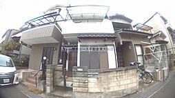 [一戸建] 大阪府東大阪市北石切町 の賃貸【/】の外観