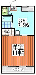 安積永盛駅 4.0万円