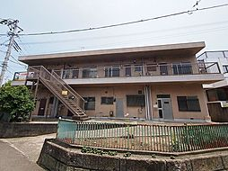 神奈川県横浜市南区六ツ川1丁目の賃貸アパートの外観