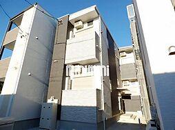 ハーモニーテラス児玉II[2階]の外観