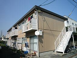 美波ハウスA棟[103号室]の外観