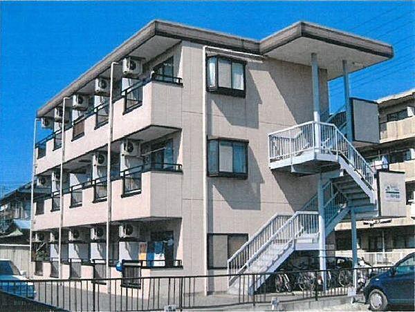 アーベイン元宿台 3階の賃貸【埼玉県 / 東松山市】