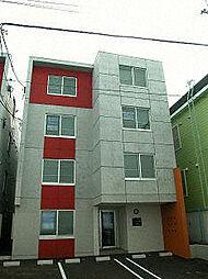 アイアール二十四軒[3階]の外観