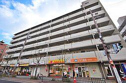 ファーストハイツ駒川[601号室]の外観
