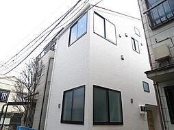 東京都足立区千住大川町の賃貸アパートの外観