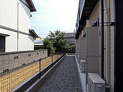 レオパレスEフレックス[2階]の外観
