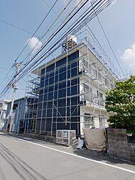 福岡県福岡市東区松島2丁目の賃貸アパートの外観