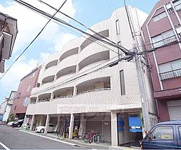 京都府京都市左京区田中南西浦町の賃貸マンションの外観