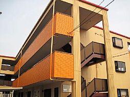 愛知県一宮市木曽川町門間字金屎の賃貸マンションの外観