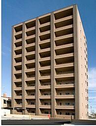 栃木県宇都宮市峰1丁目の賃貸マンションの外観