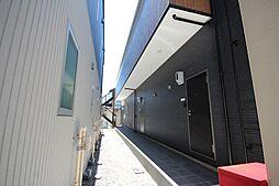 愛知県名古屋市中川区小本1丁目の賃貸アパートの外観