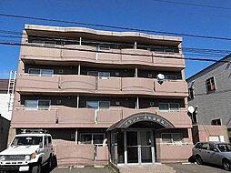 北海道札幌市西区八軒三条東2丁目の賃貸マンションの外観